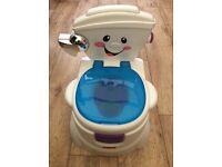 Fisher-Price My Potty Friend Singing Toilet Training Kids Baby