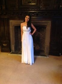Evening/prom long dress, size 6