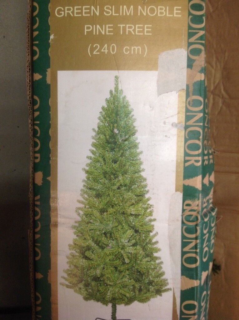 8 ft Christmas tree slim