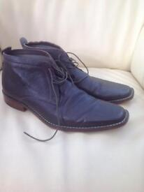 Men's Ted Baker Brown Boots - Size 9