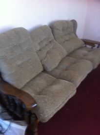 Sofas and house hold items for sale
