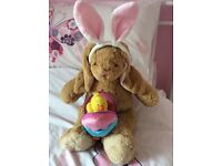 BUILD A BEAR BUNNY RABBIT WITH ACCESSORIES