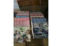 Homes & Gardens 14 Magazines