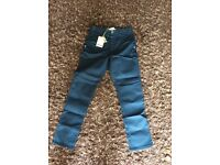 "Humor blue trousers 30"" waist"
