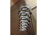 Titleist 714 AP1 irons, 4-PW, True Temper XP 95 S300 Stiff Shafts, excellent condition