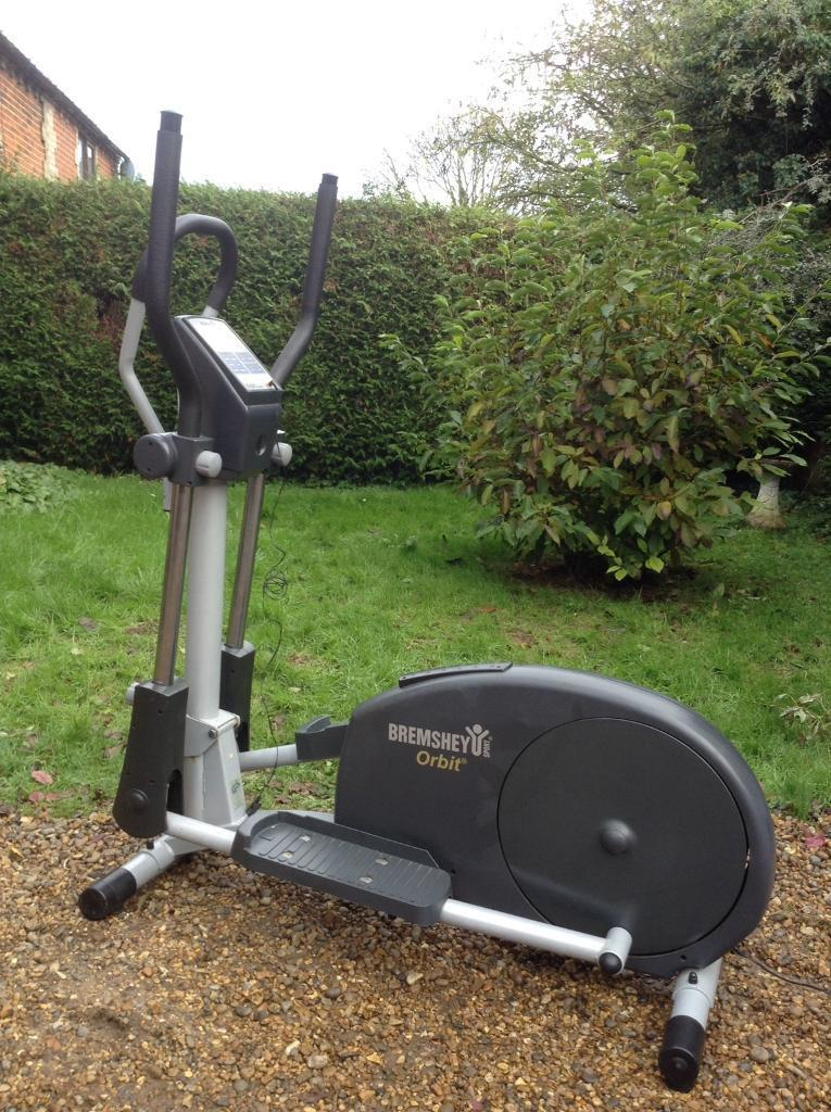 Bremshey Orbit Plus Electric Cross Trainer (Delivery Available)