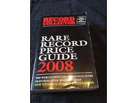 Record guide books 2008 & 2014 £10 for both Good condition Buyer collects