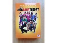 Big Bang Theory - Season 1 To 5 DVD Box Set.