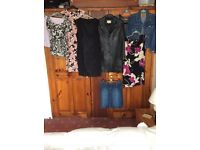 Selection ladies clothing