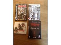 4 resident evil game bundle