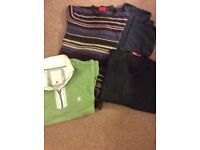 Men's Jumpers and Tops Excellent condition