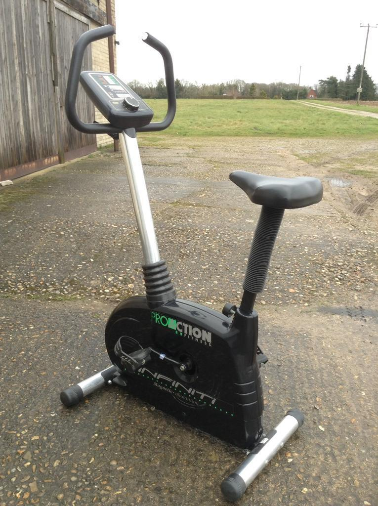 Super BH Fitness Pro Action Exercise Bike (Delivery Available) | in DR-79
