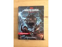 Dungeon and Dragons Monster Manual in excellent condition 351 pages