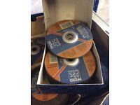 PFERD grinding discs