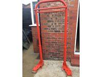 David Brown safety rollbar