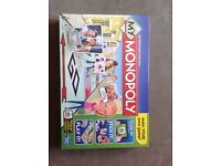 Monopoly/My Monopoly board games for sale