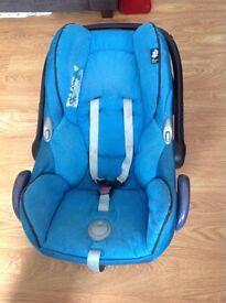 Used Maxi cosi car seat
