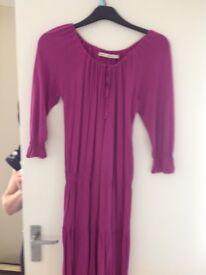 Next dress size 12 never worn £15 colour purple