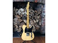 Mint condition Fender Squier Classic Vibe 50's series Telecaster