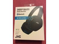 Unopened JVC Wireless Bluetooth Headphones (