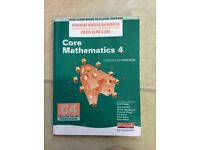 A-level maths books for sale  Gloucestershire