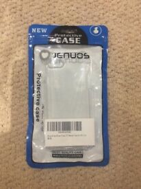 Jenous iphone 8 clear case