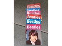 Beatles Fan Club magazines (59) 1964-68.