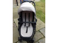 Graco Pram System with car seat