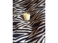 Grumpy Cow travel candle