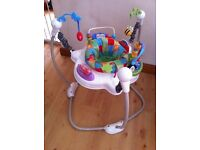 Fisherprice discover and grow jumperoo