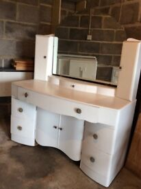 1930s deco dressing table