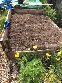 Free Topsoil- collect from garden in Tavistock