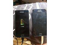 X2 Samsung Galaxy S2 i9100