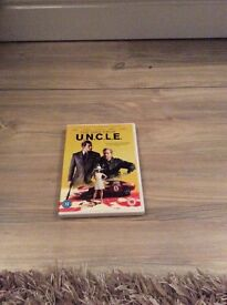 Man from uncle dvd