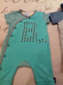 BABY BOY CLOTHES BUNDLE - Size Newborn/1 Month