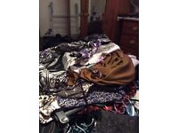 Clean size 24 ladies tops and skirts