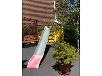 Kettler metal jumbo children's garden slide