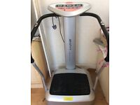 Marcy Vibro Plate - great little home Vibro Plate. In working order and great condition.