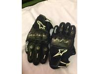 SP-X gloves by Alpinestars