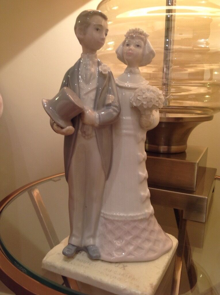 Lladro wedding cake topper   in Huntingdon, Cambridgeshire   Gumtree