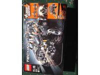 Lego Technic Jeep 8297