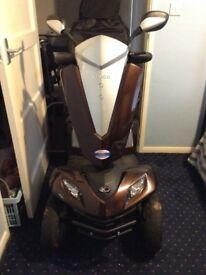 Kymco Maxer Mobility scooter