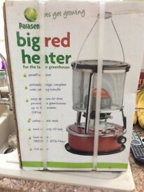 Brand new unopened Big Red paraffin heater