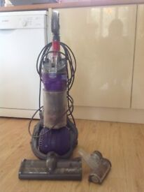 Dyson dc24 with accessories