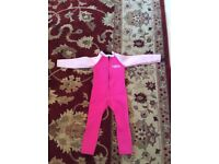 As New Girls age 3 Wetsuit