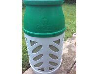 BP GASLIGHT PROPANE GAS CYLINDER BOTTLE 5.3 kg