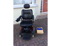 Invacare Pronto M61 Power Wheelchair