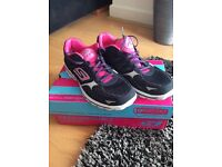 Skechers ladies Flash trainers