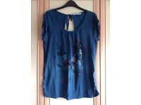 Dorothy Perkins Size 12 maternity top