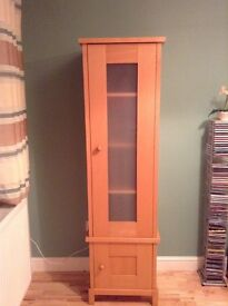 Tall Cabinet ideal for dining rooms or lounge area